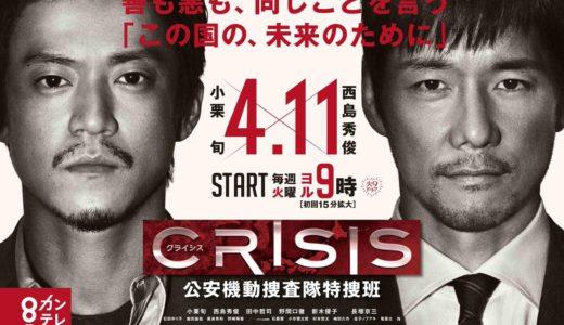 CRISIS第7話|坂本役の男の子は?平成維新軍はどうなる?