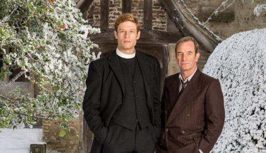海外ドラマ「グランチェスター 牧師探偵シドニー・チェンバース」クリスマスSPあらすじキャスト