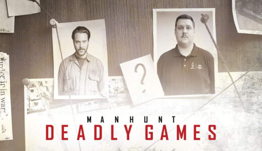 海外ドラマ「マンハント:デッドリーゲーム」あらすじキャスト