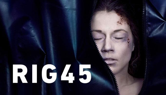 北欧ドラマ「RIG45」あらすじキャスト