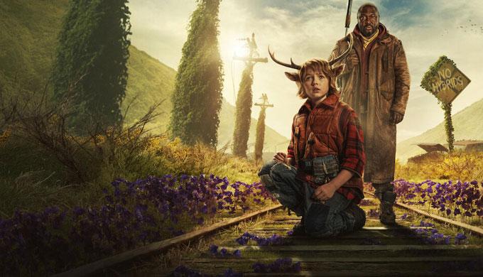 Netflix「スイート・トゥース: 鹿の角を持つ少年」あらすじキャスト