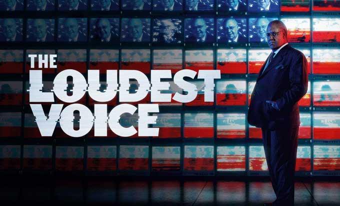「ザ・ラウデスト・ボイス―アメリカを分断した男―」あらすじキャスト