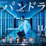 WOWOWドラマ「パンドラIV―AI戦争―」
