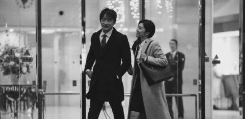 「スキャンダル専門弁護士 QUEEN」氷見と吾妻の密会写真