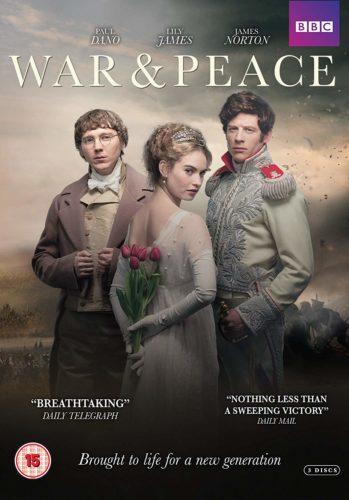 BBCドラマ「戦争と平和」